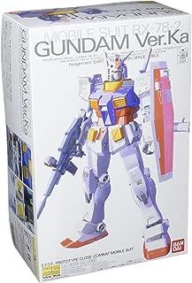 Bandai Hobby RX-78-2 Gundam Ver.KA, Bandai Master Grade Action Figure