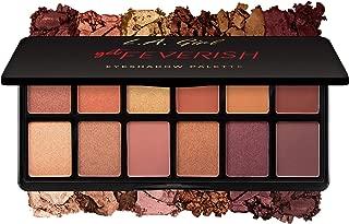 L.A Girl Fanatic Eyeshadow Palette, Get Feverish, 12 g