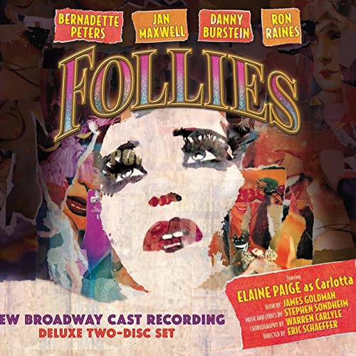 Cast Recording CD Album