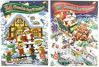 Advent Calendar - 24 Chocolate Days till Christmas Advent Calendar (Winter Wonderland Pack)