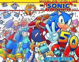 Sonic the Hedgehog, No. 250 (Regular Cover, Chosen Randomly)