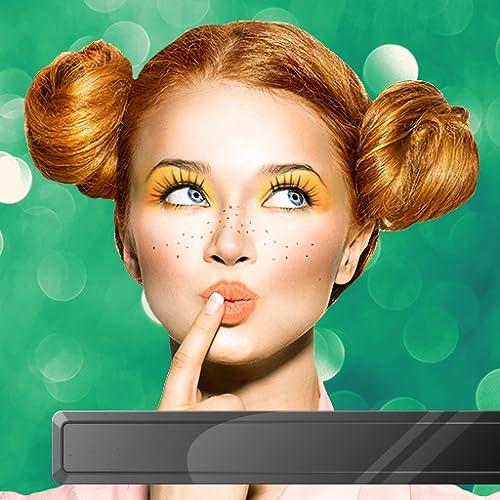 Cámara de maquillaje Montaje de fotos