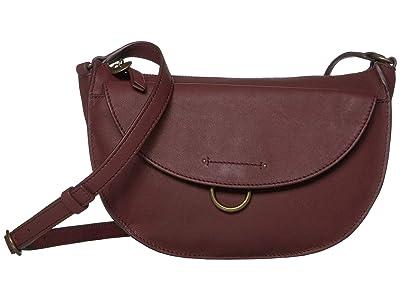 Lucky Brand Vala Crossbody (Sugar Red) Handbags