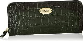 Hidesign leather Women's Wallet MACKENZIEW W2 (Green)