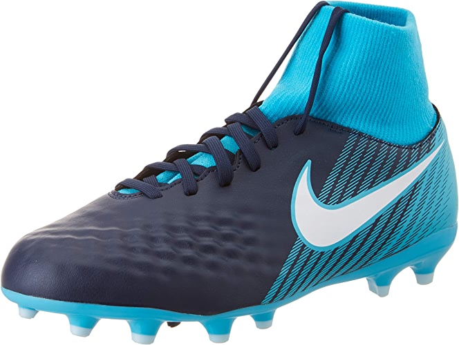 Nike Jr Magista Onda II DF FG, Chaussures de Football Mixte Enfant