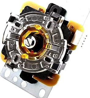 Hikig GT-Y Octagonal Restrictor Plate, 8 Way Octagonal Joystick Gate for SANWA JLF Series Joysticks - Perfect Restrictor for 8 Way Arcade Games 2 Piece