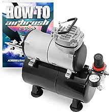Best pointzero 1 5 hp airbrush compressor Reviews