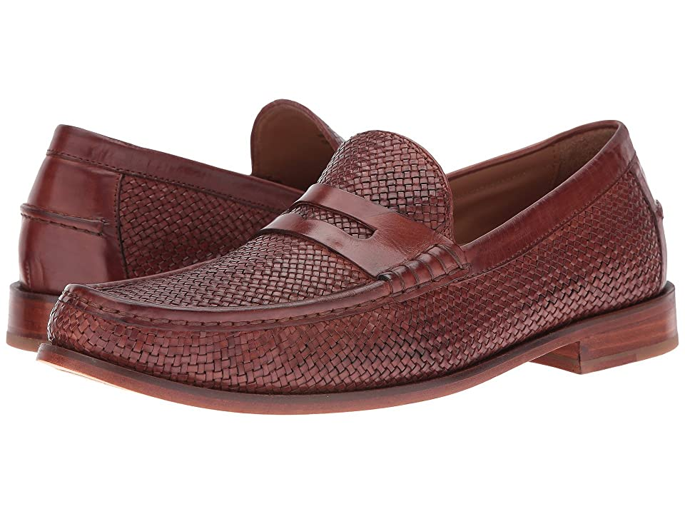 Cole Haan Pinch Gotham Penny Loafer (Woodbury Woven) Men