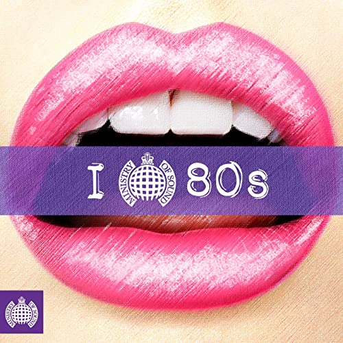 I Love 80s - Ministry of Sound
