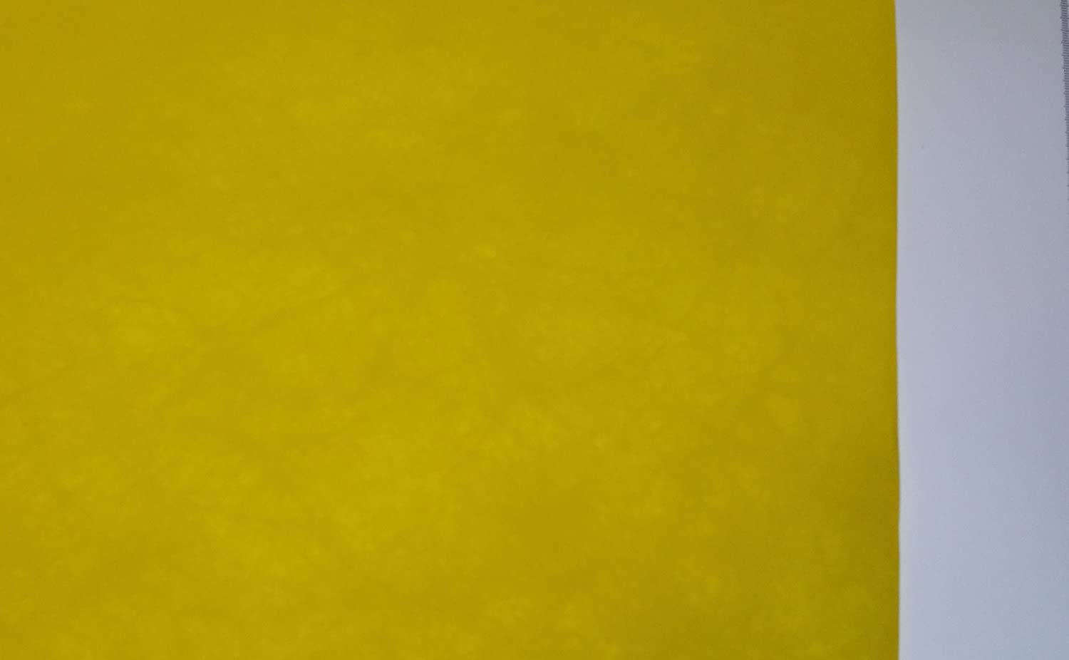 TYVEK GRAPHICS 1073D ( 90 GSM PRINTED WEIGHT) YELLOW BOTH SIDES 10 x A4 sheets