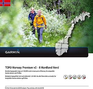 GARMIN topo 挪威地图高级