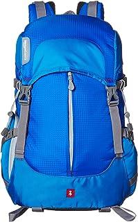 AmazonBasics - Mochila para cámara para senderistas - Azul