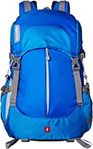 AmazonBasics Hiker Camera and Laptop Backpack, Blue