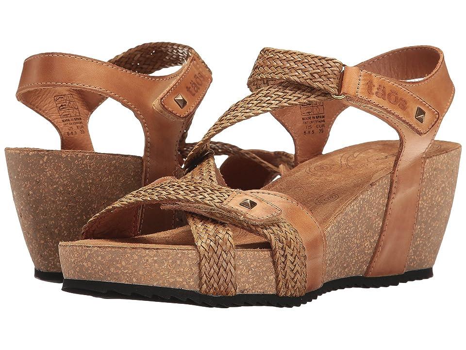 Taos Footwear Julia (Camel) Women