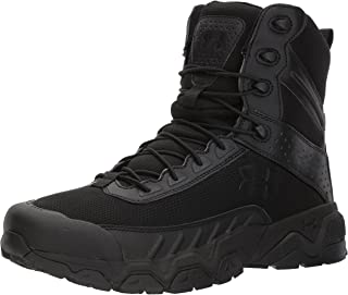 Under Armour Men's Valsetz Military & Tactical Boot Military And Tactical Black Black