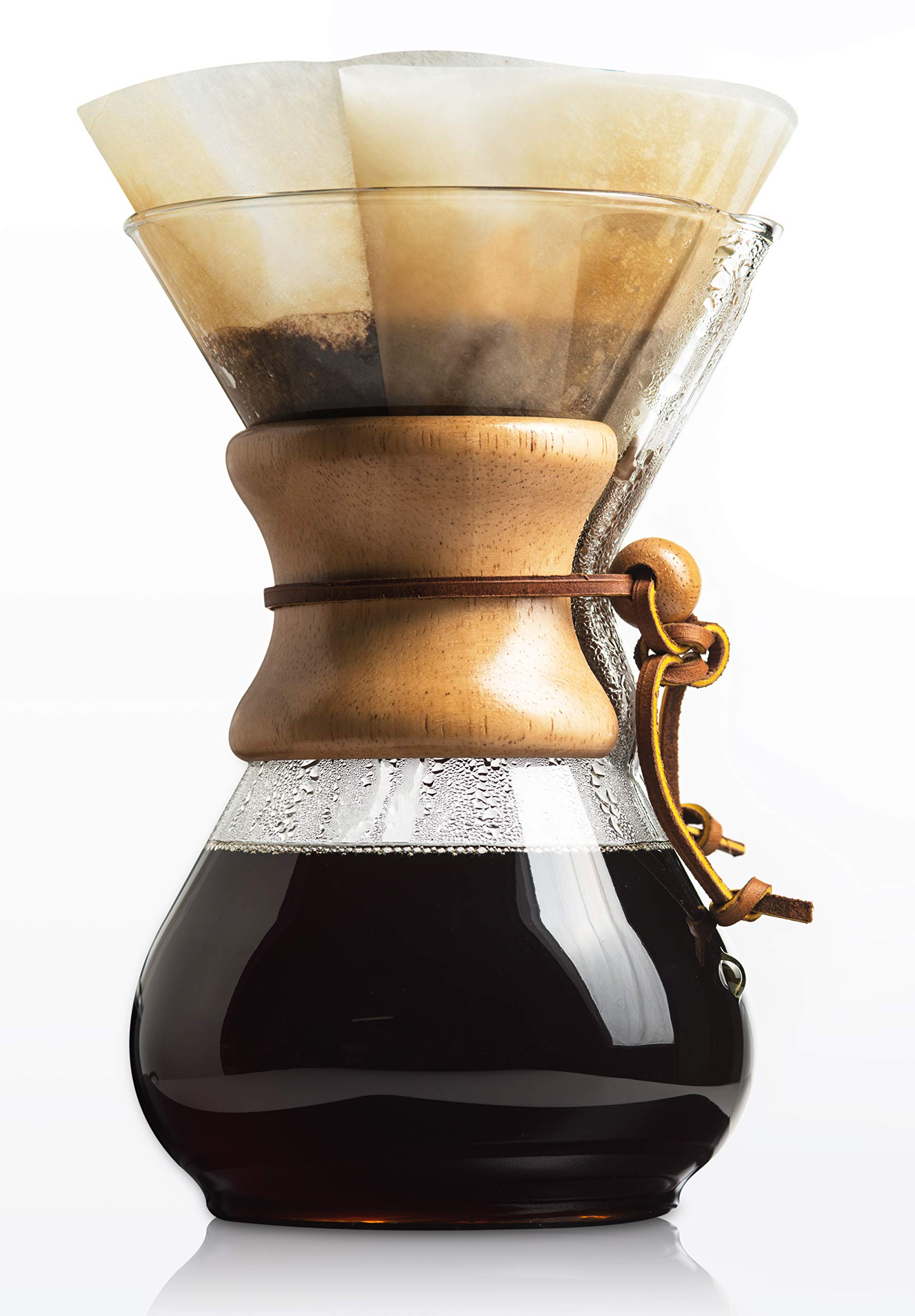 CHEMEX Pour-Over Glass Coffee Maker