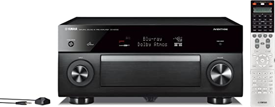 Yamaha CX-A5100 11.2-Channel AV Preamplifier, Black