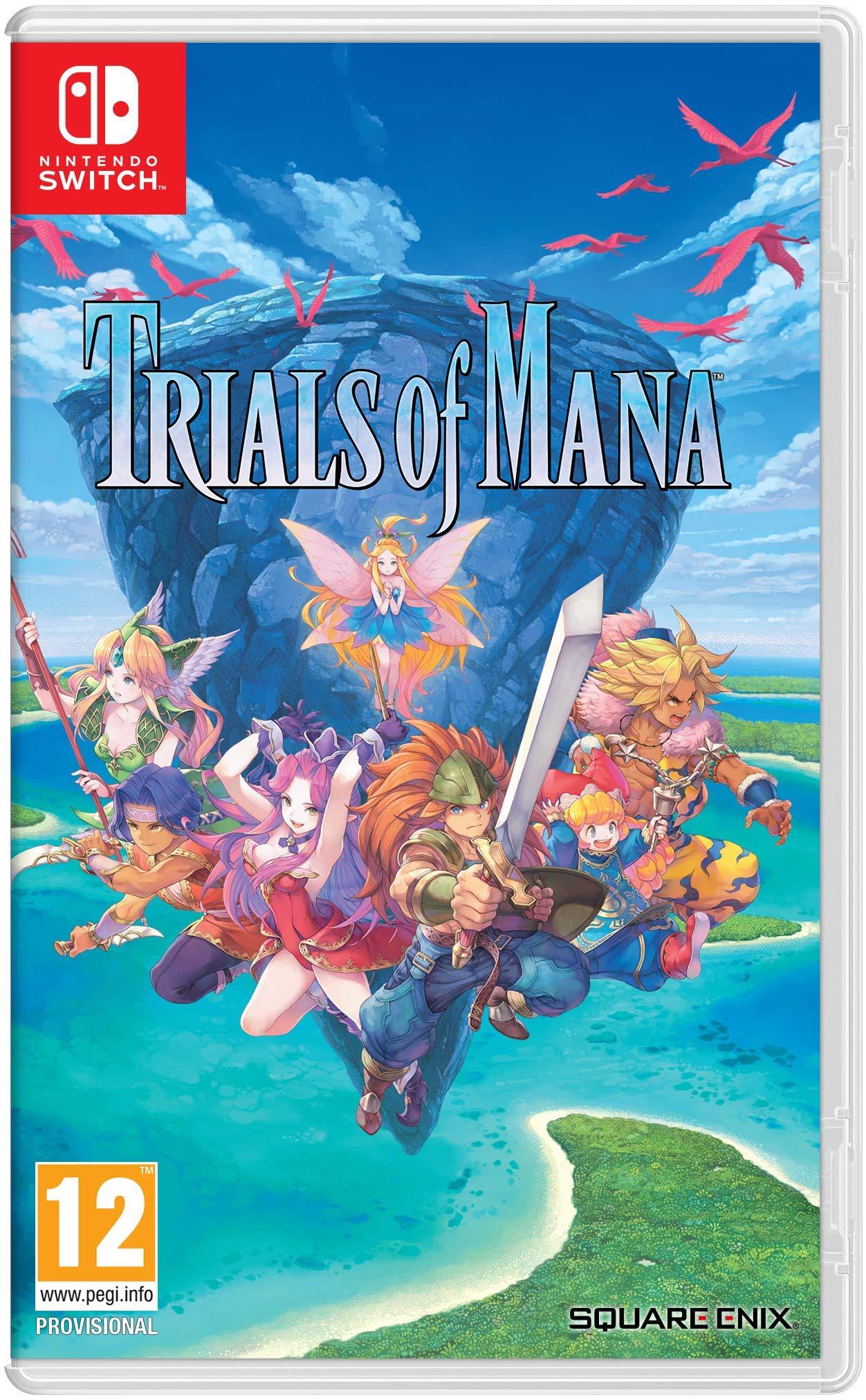 Trials of Mana: Amazon.es: Videojuegos