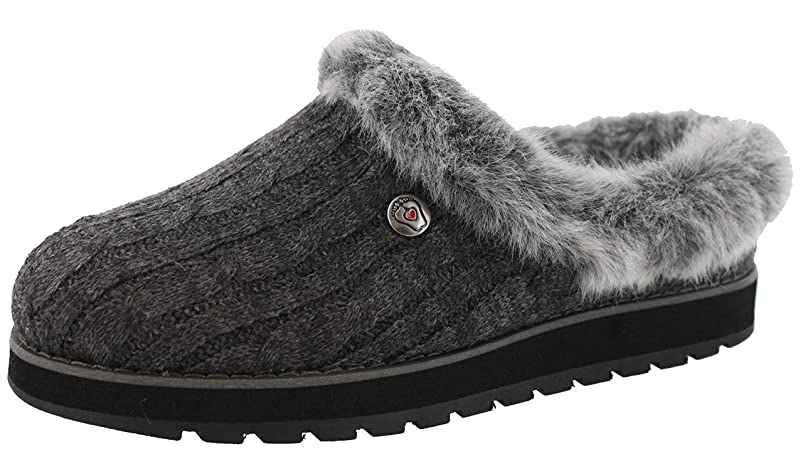 BOBS from Skechers Women's Keepsakes Ice Angel Slipper mrtrqxjm944458