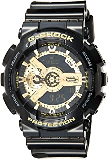 Casio G-Shock Men's Analog-Digital Gray Strap Watch