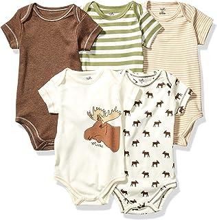 Baby Organic Cotton Bodysuits