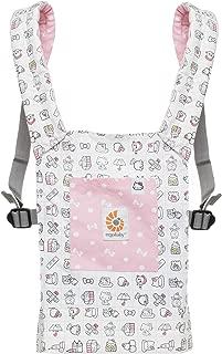 Ergobaby 娃娃背袋系列,儿童玩具娃娃手提袋,* 纯棉 Hello Kitty - Play Time