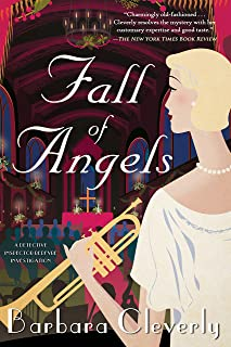 Fall of Angels (An Inspector Redfyre Mystery Book 1)
