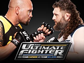 The Ultimate Fighter 16 Team Nelson vs. Team Carwin