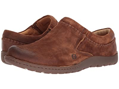 Born Nigel Clog (Rust Distressed) Men
