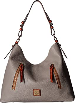 Dooney & Bourke - Pebble Cooper Hobo