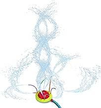 Tidal Storm Hydro Swirl Spinning Sprinkler Outdoor Sprinkler Toy