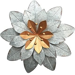Best silver metal flowers Reviews