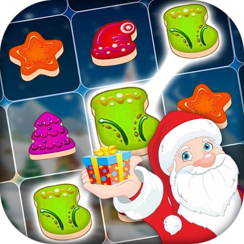 Keks-Spiel: Christmas Santa AddictiveGame