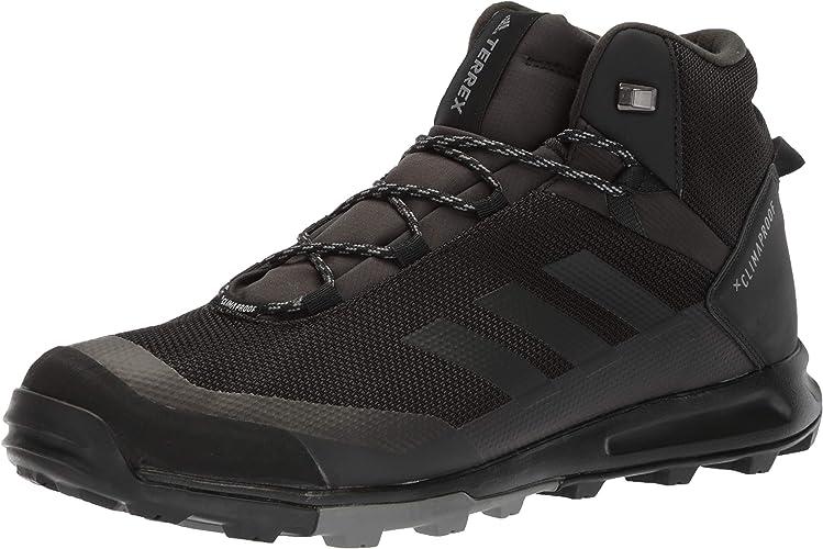 Adidas outdoor Men's Terrex Tivid MID CP Walking chaussures, noir gris Four, 13 D US