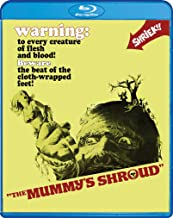 The Mummy's Shroud [Blu-ray]