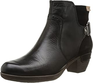 Pikolinos Womens Rotterdam 902-9945 Bootie Shoes