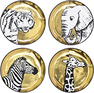 Jonathan Adler Women's Animalia Coaster Set