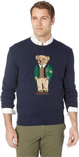 Navy Yale Bear