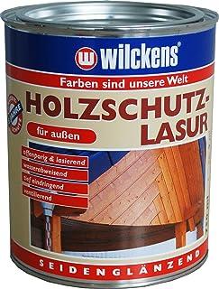 Wilckens Holzschutzlasur Nussbaum 750 ml