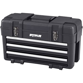 """Waterloo 23"""" Specialty Series Tool Box with 3-Drawers - Designed, Engineered and Assembled in the USA"""