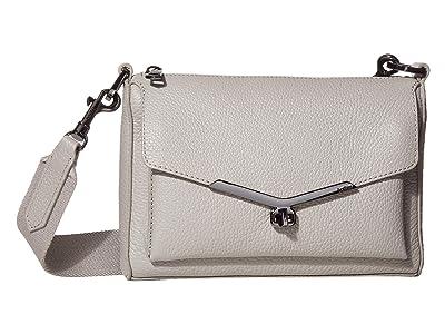 Botkier Valentina Crossbody (Silver Grey) Cross Body Handbags
