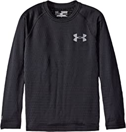 Under Armour Kids - UA Base 2.0 Crew (Big Kids)