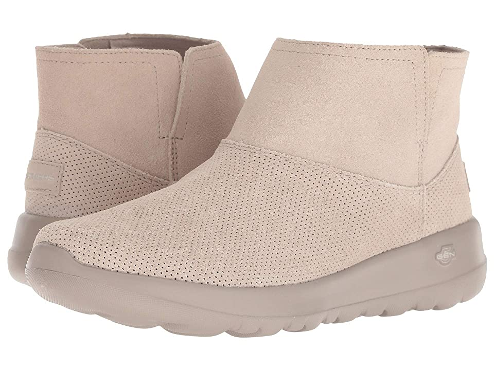 SKECHERS Performance On the Go Joy Amber (Taupe) Women