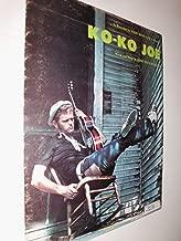 KO-KO JOE - Sheet Music - 1971 - Victor Music - Jerry Reed on cover