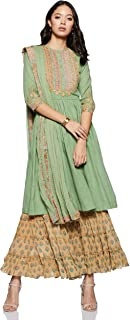Women's Cotton Readymade Salwar Suit