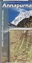 Annapurna: Trekking Map & Complete Guide 2017 (Paperback)