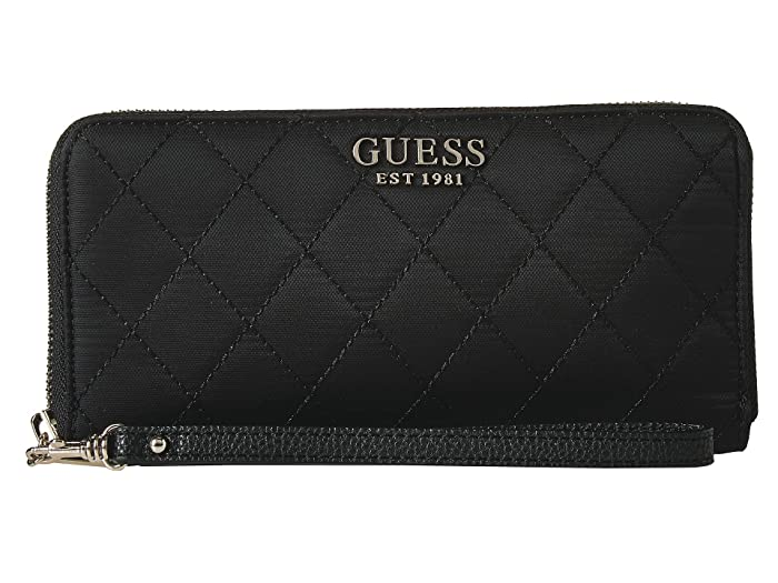 Sweet Candy Slg Large Zip Around by Guess