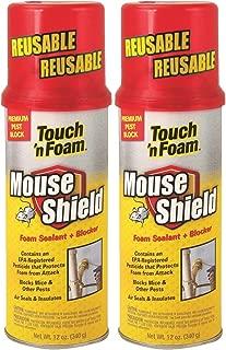 Touch-n-Foam 4001012506 Sealant Mouse Blocker, 12 oz 2 Pack
