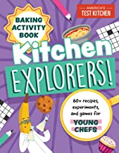 Food Fun: Baking Edition: 60+ recipes, experiments, and games (Young Chefs Series)