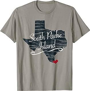 South Padre Island Texas Tshirt TX Gift Men Women Kid's Tee